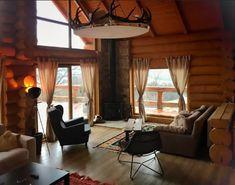 Green Cottage - O cabană superbă, chiar în grădina Carpaților - Wildventure Smoke Alarms, House Beds, Open Plan Kitchen, King Beds, Bed And Breakfast, Romania, Living Area, Cottage, Ceiling Lights