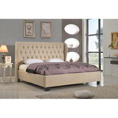 House of Hampton Schultz Upholstered Platform Bed