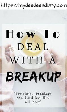 women and breakups