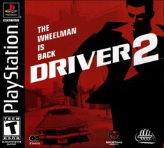 Driver 2 - PlayStation: Brand New and Sealed Sony Playstation 1 Game. Xbox, Playstation Games, Nintendo, Classic Video Games, School Games, Game Sales, I Am Game, Pc Game, Greatest Hits