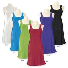 Jeweltone Slipdress - Best Selling Gifts, Clothing, Accessories, Jewelry and Home Décor