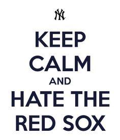 61e3949b64a Red Sux Yankees Fan