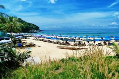 Karon Beach - things to Do in Phuket, Thailand http://mylovelythailand.com #phuket #thailand #thai
