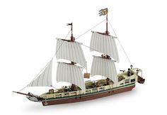 Taurus - Sailing Ship | by Legopard