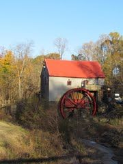 Old Mil of Guilfordl in Oak Ridge, NC :) <3..Been here.  It's a working mill still.