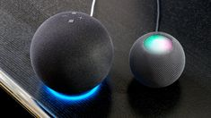Kampf der Kugeln: Echo 4 gegen HomePod mini Google Home, Smart Home, Mini, Gift Ideas, Gifts, Smart House, Presents, Favors, Gift