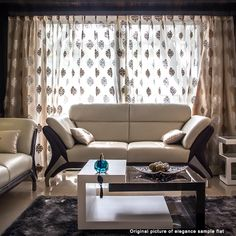 Wouldn't it be amazing to have a living room like #Elegance in #Andheri?