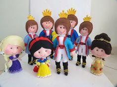 Príncipes e princesas Artes da Fada