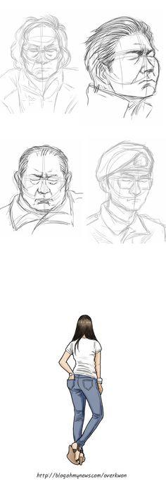 http://blog.ohmynews.com/overkwon/528308 오버권 아이패드 스케치 overkwon iPad sketch
