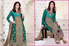 New Bollywood Suit Anarkali Salwar Kameez Indian Designer Pakistani Party Ethnic #KriyaCreation #SalwarSuit