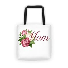 Floral - Mom - Tote bag