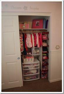 closet ideas for small closets