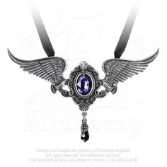 Alchemy of England - P767 - My Soul from the Shadow Necklace, $37.50 (http://www.alchemyofengland.com/p767-my-soul-from-the-shadow-necklace/)