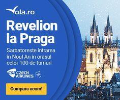 Vola.ro, cea mai mare agentie de turism online din Romania si partenera CashBack Shopping, are trei oferte speciale astazi: 1 - City Break Lon