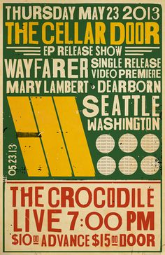 Design for Young Moderns Vintage Graphic, Graphic Art, Graphic Design, Mary Lambert, Political Art, Music Posters, Wayfarer, Seattle, Composition