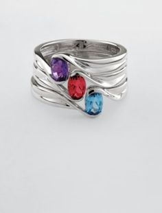 Mother's Day Gift??? Family Birthstone Ring.