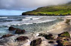 sandoy faroe islands