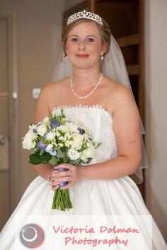Natural Light Bride Wedding Photographs