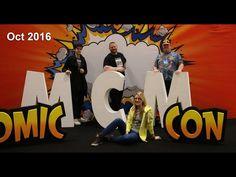 MCM Comic Con London Oct 2016 - Video --> http://www.comics2film.com/mcm-comic-con-london-oct-2016/  #Cosplay