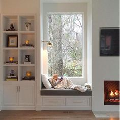 Nooks and Crannies: Tiny, Cozy Spaces to Get You Through Winter