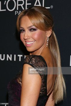 Honoree Thalia attends 2014 Icons Of Style Gala Hosted By Vanidades at Mandarin Oriental Hotel on September 18, 2014 in New York City.