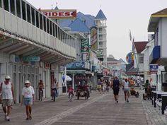Ocean City- classic vacation spot