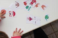 assistante maternelle activités manuelles formation enfant bébé Theme Noel, Playing Cards, Games, Home Made Games, Homemade, Child, Toys, Cards, Game Cards