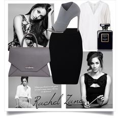 """Rachel Zane"" by baru13 on Polyvore"