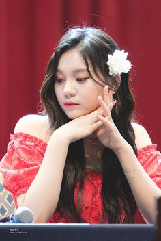 Kpop Girl Groups, Korean Girl Groups, Kpop Girls, Girl Tattoos Pictures, Picture Tattoos, Tattoo For Baby Girl, Tattoo Baby, Sinb Gfriend, Kim Ye Won