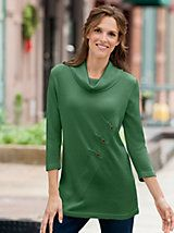 Fit To Be Adored Tunic and other Womens Pullover Sweaters. | Appleseeds