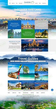 Web Theo Yêu Cầu Mẫu 25 - Asialink-holidays.com