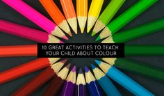 We love to get creative with crafts, but momstown moms know that there are lots of ways to teach your child about colour through science, sensory bins and even outdoor scavenger hunts! Here are 10 great activities to help your toddler and preschooler learn about colours and colour mixing.
