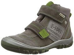 Richter Kinderschuhe Linz, Jungen Hohe Sneakers, Grau (pebble/cactus 6611), 27 EU - http://on-line-kaufen.de/richter-kinderschuhe/grau-pebble-cactus-6611-richter-kinderschuhe-3