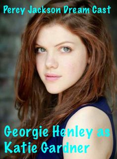 Georgie Henley as Katie Gardner