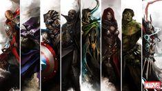 Marvel Characters Collage Wallpaper, Marvel Hawkeye Avengers, Avengers Series, Lego Marvel's Avengers, Marvel Heroes, Marvel Characters, Marvel Comics, Avengers Wallpaper, Hero Wallpaper, 1080p Wallpaper