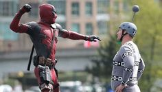 Deadpool: nuovo video dal set con Ryan Reynolds, Colossus e Negasonica Dead Pool, Ryan Reynolds, Tv, Film, Super Bowl, My Hero, Cinema, Video, Special Effects