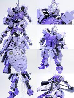 Custom Build: HG 1/144 Gundam Kimaris Trooper [Detailed] - Gundam Kits Collection News and Reviews