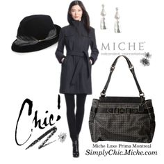 """""""Miche Luxe Prima Montreal"""" by miche-kat on Polyvore March 2014 Miche Luxe Prima Montreal #miche #Micheluxe #Interchangeablepurse  http://www.simplychicforyou.com/"""