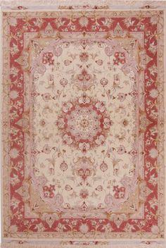 "Tabriz rug fine 244338 Dimensions225 x 150 cm ( 7' 5"" x 4' 11"" ) Origin IRAN"