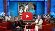 Mary-Kate and Ashley Olsen are all grown up and discuss 'Full House' The Ellen Show, Olsen Twins, All Grown Up, Ashley Olsen, Trending Videos, Full House, Looking Back, Growing Up, Mary