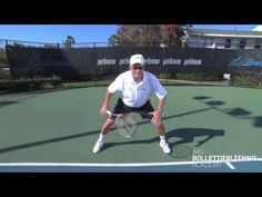 ▶ (6 of 9) First Step Reaction - High Performance Teaching Series by IMG Academy Bollettieri tennis - YouTube
