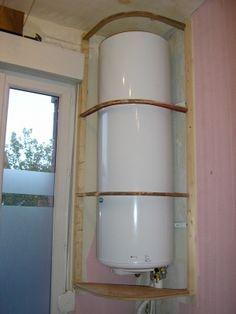 Meuble pour masquer ballon d 39 eau chaude eau chaude refaire et les r sultats - Cumulus plus d eau chaude ...