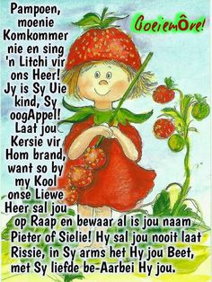 Evening Greetings, Afrikaanse Quotes, Goeie More, Ginger Beer, Tatoos, Poems, Motivational, Memories, Night