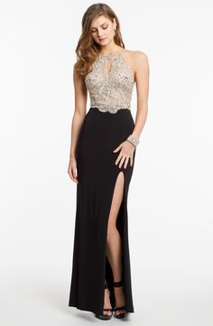 Be the one who sparkles in your prom night squad! #CLVprom