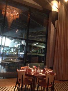 Bebek - same owner like maison blunt. Good food, nice interior design and always crowded.