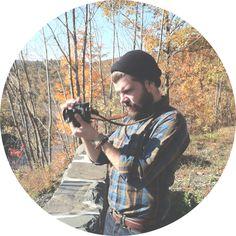 photographer beard