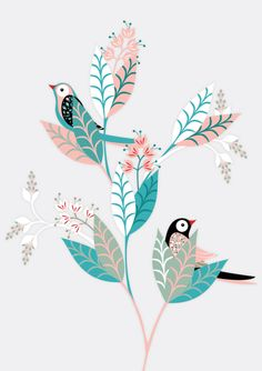 Birds by Carolina Melis