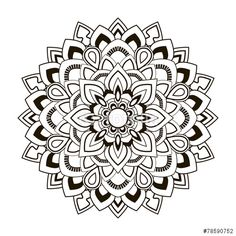 Trendy Tattoo Mandala Men Coloring Pages Lotus Tattoo Design, Lotus Design, Mandala Design, Tattoo Designs, Trendy Tattoos, Unique Tattoos, Small Tattoos, Tattoos For Guys, Round Tattoo