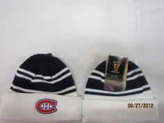 CCM VINTAGE HOCKEY COLLECTION MONTREAL CANADIANS STOCKING CAP HAT NWT