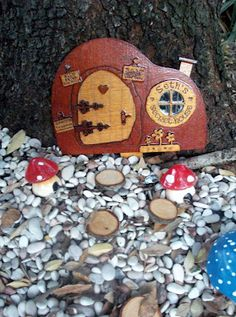 Adventures at home with Mum: Magical Gnome Garden